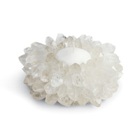 QUARTZ TEA LIGHT