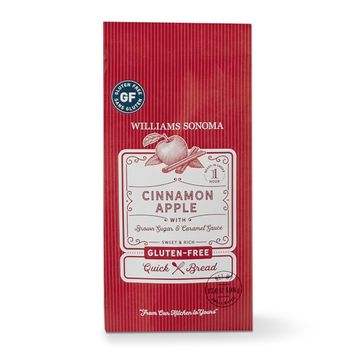 Williams Sonoma Gluten-Free Cinnamon Apple Quick Bread Mix