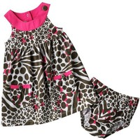 Carter`s 2-pc. Brown Animal Print Sundress Set