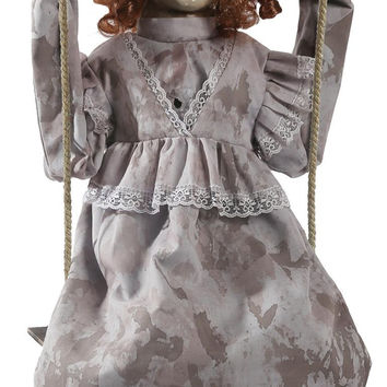 Swinging Decrepit Doll Animate