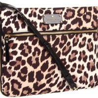 Kate Spade New York Copa Cabana- Darby Cross Body, Leopard, One Size: Handbags: Amazon.com