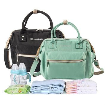 Large Rucksack Diaper Bag