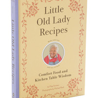ModCloth Little Old Lady Recipes