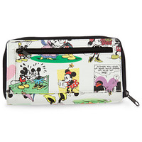 Disney Mickey and Minnie Mouse Comic Strip Wallet | Disney Store