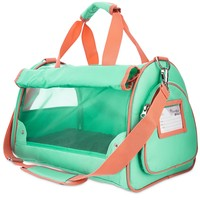 Good2Go Ultimate Pet Carrier in Aqua and Pink | Petco