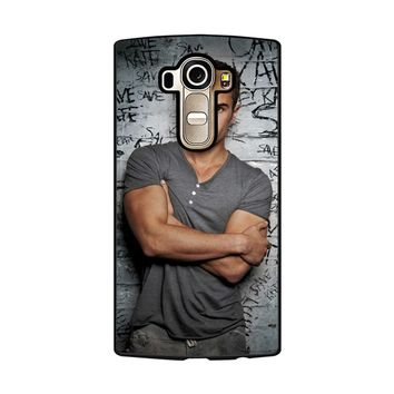 Theo james Arms Span LG G4 Case