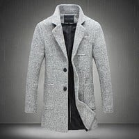 Prepster Trench Coat