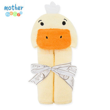 2016 Cartoon Style Hooded Bath Baby Towel Soft Bathing 57*77 cm Terry Cotton Baby Shower Products Kids Bath Robe