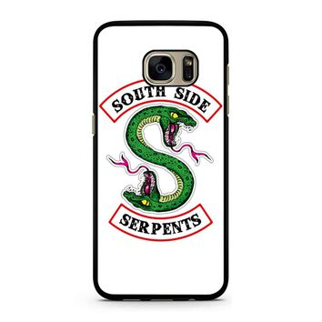 Riverdale South Side Serpents 1 Samsung Galaxy S7 Case