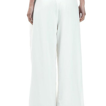 High Waist Palazzo Wide Leg Pants 2428PW