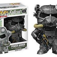 Funko Pop Games: Fallout - Power Armor Vinyl Figure