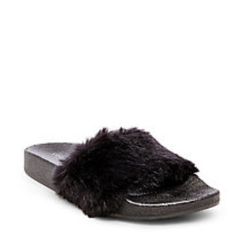 Furry Slides | Steve Madden SOFTEY