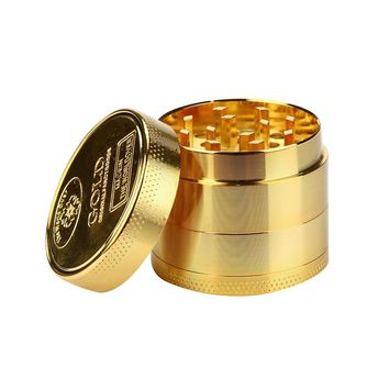 Tobacco Herb Spice Grinder Herbal Alloy Smoke Metal Crusher NEW