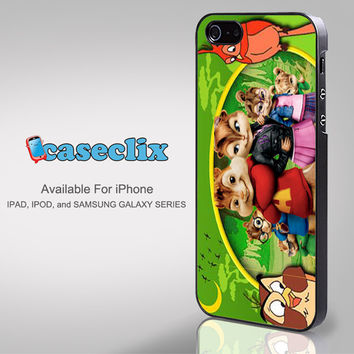 alvin and the chipmunks and the chipettes  for SMARTPHONE CASE