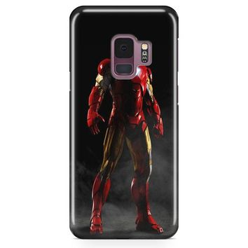 Iron Man 3 Mark 42 Samsung Galaxy S9 Case | Casefantasy