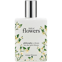 philosophy 'field of flowers - orange blossom' eau de toilette