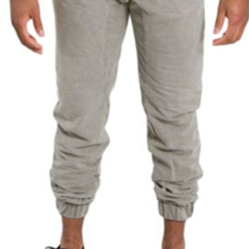 Charles and a Half Washed Knit Joggers 3GLR0400