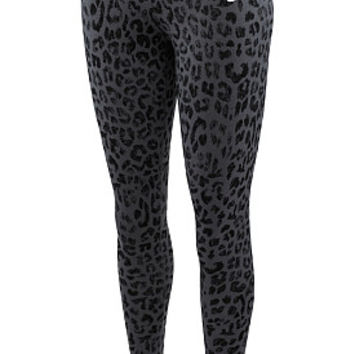 NIKE Women's Leg-A-See Cheetah Printed Tights