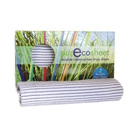 REUSABLE CHEMICAL-FREE DRYER SHEETS 2 COUNT