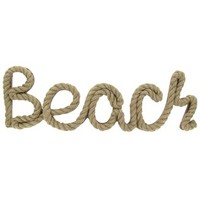 Beach Rope Word | Shop Hobby Lobby