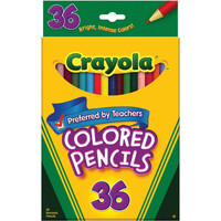 Crayola Colored Pencils Pack of 36