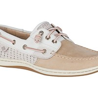 Songfish Chambray Boat Shoe
