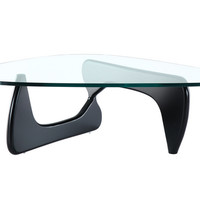 Montecito Triangle Coffee Table BLACK
