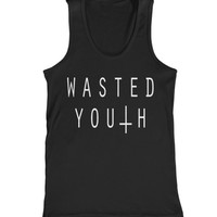 Wasted youth vest