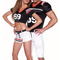 Sexy Rugby Football Player Costume