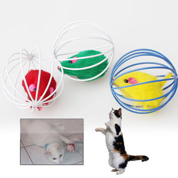 Lovely Funny Play Mouse Ball