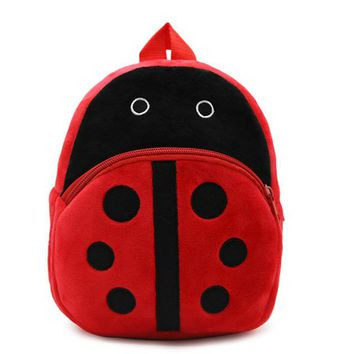 Boys Backpack Bag Cartoon Kid School  For Child School Bag For Kindergarten Girl Baby Student Boy Character Cute bear Children  AT_61_4