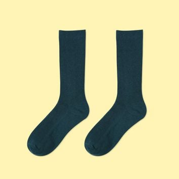 Essential Star Quality Socks | Jungle Green