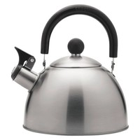 Copco 1.3 Quart Brushed Stainless Steel Kettle