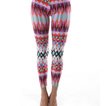 Girls Just Wanna Have Fun Leggings: Mommy
