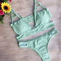 New Arrival Summer Swimsuit Hot Beach Sexy Swimwear Bikini [10016871181]