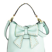 Betsey Johnson Statement Betsey Johnson Outfit of the Daring Bag in Mint