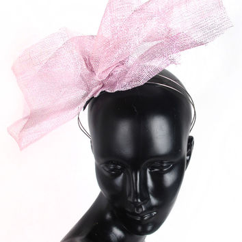 TRIVIAL Twited Sinamay Headpiece - 50% OFF