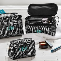 Travel Beauty Bundle, Black Minidot