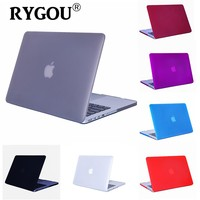 Rubberize Matte Case for Macbook Pro 13 retina A1502 Protective Shell Cover for Mac book Pro 13.3 inch A1425 model Laptop Case