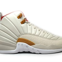 Air Jordan 12 Retro Chinese New Year GS Basketball Shoes <>