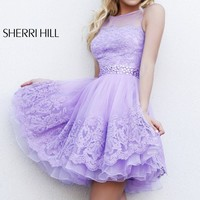 Sherri Hill 11091 Dress