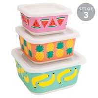 Kid Eco Box Set Fruit Salad