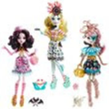Monster High Shriek Wrecked Detailed Doll Case