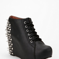 Urban Outfitters - Jeffrey Campbell X UO Spiked 99 Tie Wedge