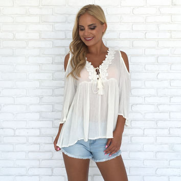 Wind Beneath My Wings Blouse