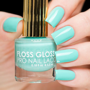 Floss Gloss Wavepool Nail Polish