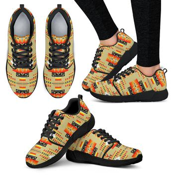 Seven Tribes Tan Sopo Women's Athletic Sneakers Tennis Shoes