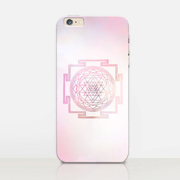 Sriyantra Phone Case  - iPhone 6 Case - iPhone 5 Case - iPhone 4 Case - Samsung S4 Case - iPhone 5C - Tough Case - Matte Case