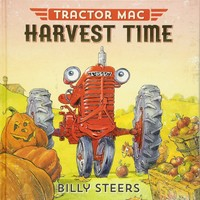 Tractor Mac Harvest Time Tractor Mac