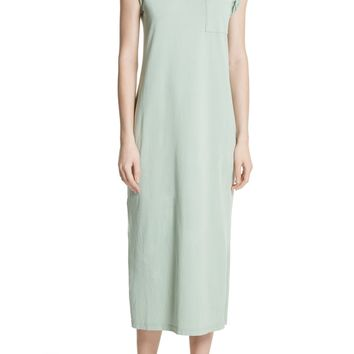 Theory Muscle P Relaxed T-Shirt Dress | Nordstrom